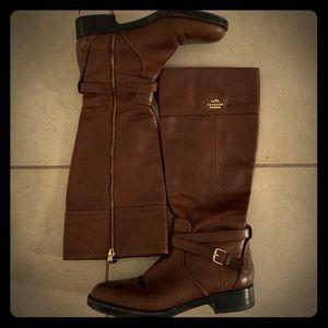 Coach boots size 7.5
